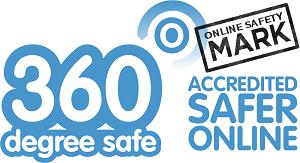 360 degree online safety logo